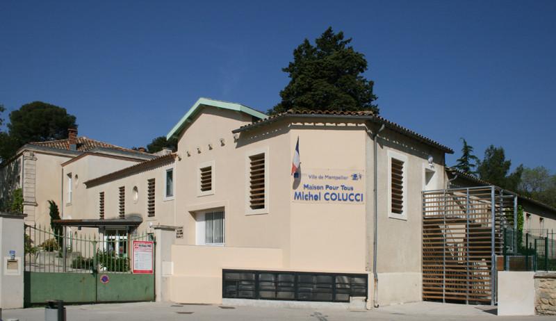 Maison pour tous colucci montpellier ventana blog for Danse classique maison pour tous montpellier